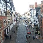 Chester shopping