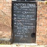 My type of pub - the Albion Chester