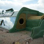 G2 Global Model 2 bedroom Fully Furnished Earthship.