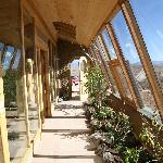 Lone Tree 1 bedroom Fully Furnished Earthship.
