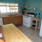 Inntowner unit kitchen