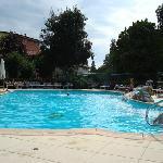 het leuke zwembad