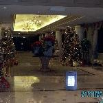 The Lobby in November