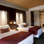 Signature 2-Queen guest room at Talking Stick Resort in Scottsdale.