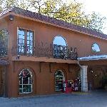 Casa Maria's front entrance