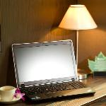 In-room broadband Internet