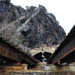 B&O Potomac Rail Crossings
