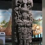 Mayan display