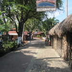 Along the Calle Pescador