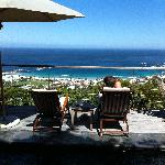 Camps Bay right at your feet