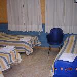 habitacion Triple