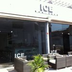 ICE BAR CAFE