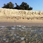 mare cristallino e sabbia bianca - spiaggia incontaminata di Belcastro Marina (CZ)