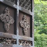 豊国神社唐門の扉