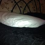 Wafer thin pillow