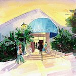 Waterfront Playhouse in Key West, FL