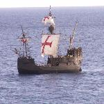 our passing ship