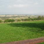 View from The Windmill across the Windrush Valley