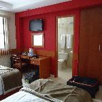 Habitacion en el tercer piso, baño