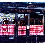 Chez L'Ami Louis by Jeremiah Christopher