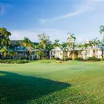 Villas Overlooking 3rd Hole