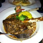 Lamb Shank.....It's a religous experience!