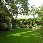 Arabella Laguna garden