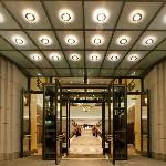 The Ritz-Carlton, Berlin Hotel Entrance