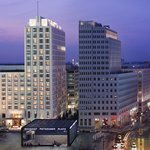 The Ritz-Carlton, Berlin is a luxury hotel in Berlin, Germany's city center