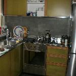 kitchen,fridge for common use