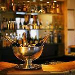 Bar at Hotel Caprice