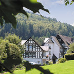 Gasthof Hubertushöhe Schmallenberg-Latrop Hotelpark