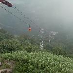Ropeway at Naina Devi Temple( 62 Kms)
