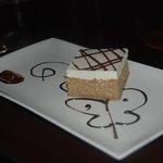 Dessert... wonderful tiramisu