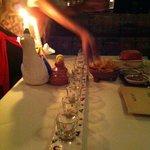 10 margarita shot!