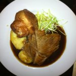 The Fleece - Roast Beef and Yorkshire Pudding