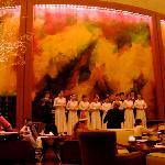 Beim Weihnachten gibt's auch Choral !