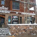 First snow of the season in Keystone!