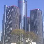 Das RenCen (GM Worldheadquarter)