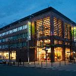 Holiday Inn Express Essen Aussenansicht