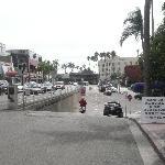 La Jolla city street