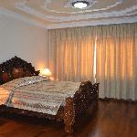 spacious room & comfort bed