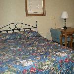 Eines von zwei Queen-Betten