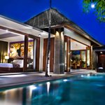 Two bedroom pool villa