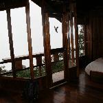 Cabin at Bosque Nublando, Santa Lucia