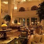 lobby Leela palace Delhi