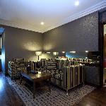 Ambassador Suite Sitting Room