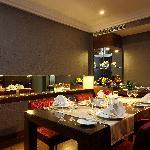 Crowne Suite Dinning Room