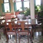 Casa Emilio dining room