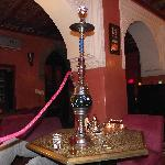Shisha, strawberry flavour